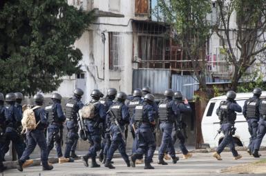عملیات ضدتروریستی در تفلیس