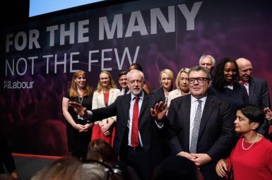 حزب کارگر بریتانیا