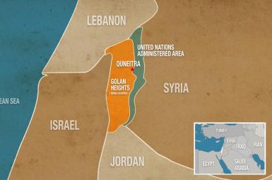 ارتش سوریه و نیروهای شیعی حزبالله لبنان در «موقر المیر» از مناطق سنینشین غرب سوریه هممرز با اسرائیل نفوذ کردند.