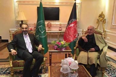 اشرف غنی، رییس جمهوری افغانستان