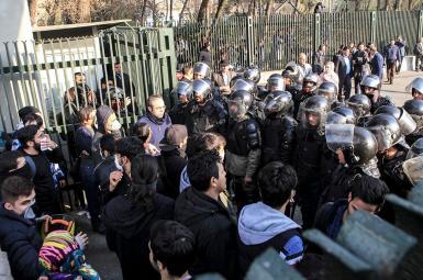 تجمعات اعتراضی در ایران