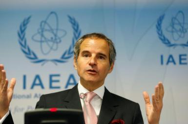 Rafael Grossi, Director of the International Atomic Energy Agency. FILE