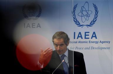 International Atomic Energy Agency (IAEA) Director General Rafael Grossi. FILE PHOTO