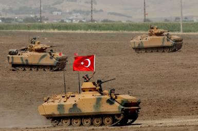عملیات نظامی ترکیه در عفرین