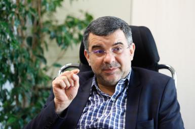 Iraj Harirchi, Iran's Deputy Health Minister. FILE