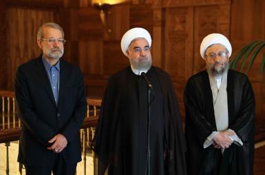 تکذیب بحث «تغییر ساختار دولت در جلسه روسای سه قوه»
