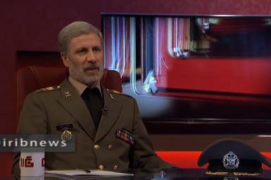امیر حاتمی، وزیر دفاع جمهوری اسلامی ایران