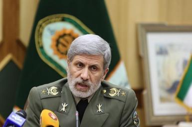 Amir Hatami, Iran's defense minister and an IRGC general. FILE PHOTO