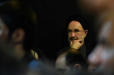 ممانعت از خروج سیدمحمد خاتمی از منزل توسط ماموران امنیتی
