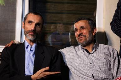 بقایی و احمدینژاد