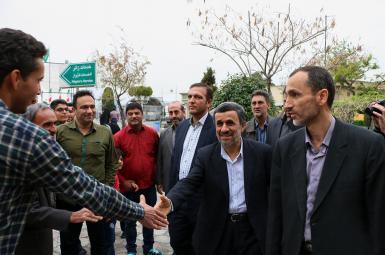 هواداران محمود احمدینژاد