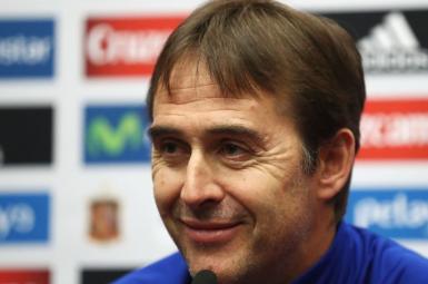 خولن لوپتگی، سرمربی تیم ملی فوتبال اسپانیا