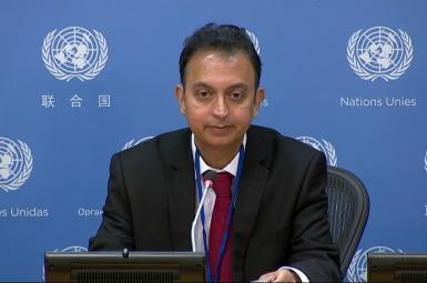جاوید رحمان، گزارشگر ویژه سازمانملل در امور حقوق بشر ایران