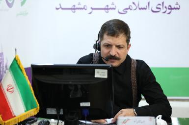 امیر شهلا، عضو شورای شهر مشهد