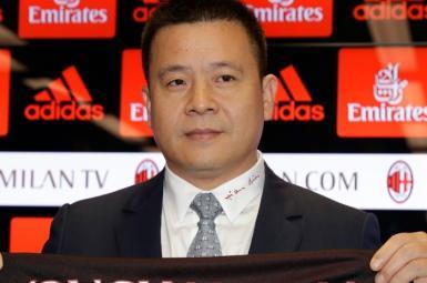لییونگهونگ، مالک جدید و چینی تیم میلان ایتالیا