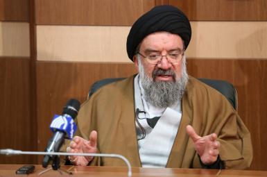 احمد خاتمی، عضو مجلس خبرگان رهبری