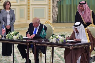 قرارداد تسلیحاتی جدید آمریکا با عربستان سعودی