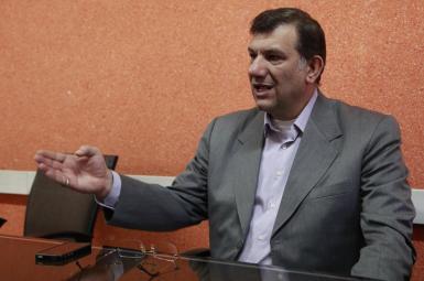 علی مرادی، رئیس فدراسیون وزنهبرداری
