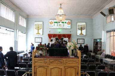 کنیسای یهودیان در شیراز