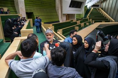علی مطهری، نایب رییس مجلس شورای اسلامی