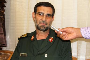 علیرضا تنگسیری جانشین فرمانده نیروی دریایی سپاه پاسداران
