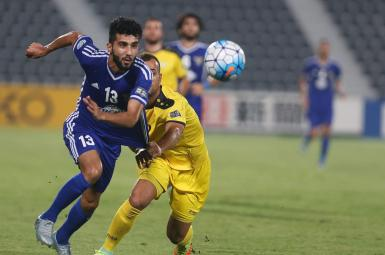 بشار رسن بازیکن عراقی