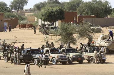 کشته شدن ۱۰ سرباز سودانی در منطقه دارفور