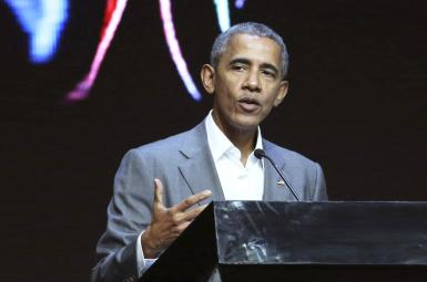 باراک اوباما، رئیسجمهوری پیشین آمریکا