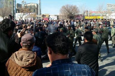اعتراضات مردم ایران