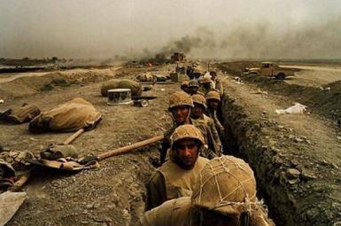 Iran-Iraq war. Undated. FILE PHOTO