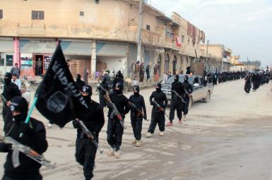 عناصر داعش در لیبی