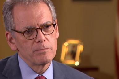 Jeffrey Delaurentis, US ambassador at the United Nations. FILE