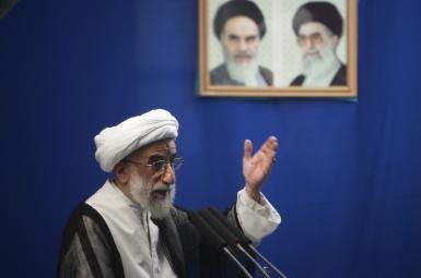 احمد جنتی از امامت جمعه تهران