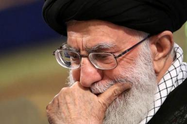 Iran's Supreme Leader Ali Khamenei. FILE