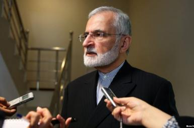Kamal Kharrazi, former foreign minister and top foreign policy advisor to Iran's Supreme Leader. FILE PHOTO
