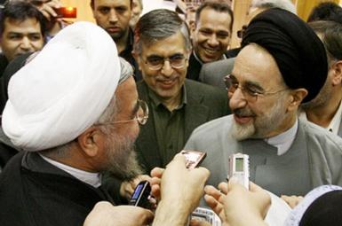 Former President Khatami supported Rouhani both in the 2013 and 2017 elections.