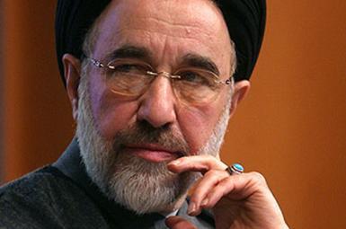 Mohammad Khatami, former Iranian president 1997-2005. File Photo