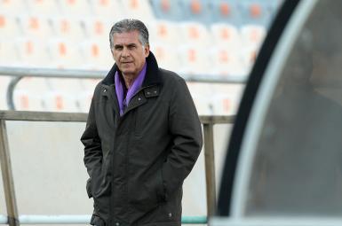 کارلوس کی روش، سرمربی تیم ملی فوتبال ایران