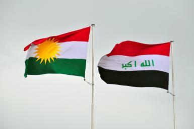 پرچم کردستان - عراق