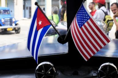 روابط کوبا و آمریکا