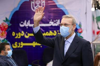 Ali Larijani, former speaker of Iran's parliament registers as presidential candidate. FILE