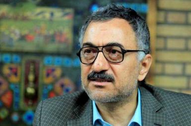 Saeed Laylaz, an Iranian economist and political activist. FILE