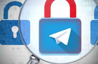 تلگرام و فیلترشکن