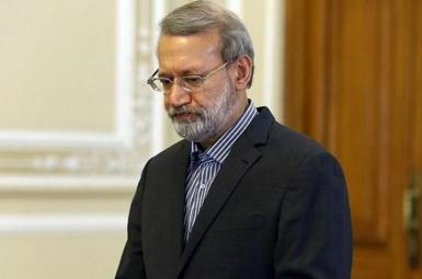 Ali Larijani, former parliament speaker and rejected presidential candidate. FILE