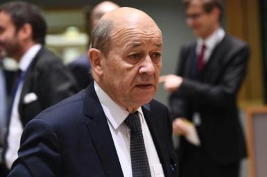ژان-ایو لو دریان، وزیر خارجه فرانسه