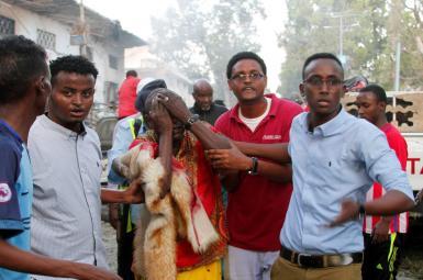 «الشباب» مسوولیت حمله مرگبار موگادیشو را بهعهده گرفت
