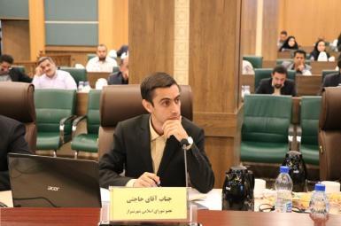 مهدی حاجتی، عضو شورای شهر شیراز