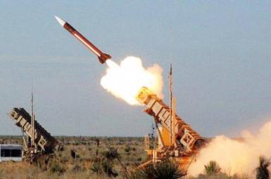 عربستان یک موشک بالیستیک شلیک شده از یمن را«منهدم» کرد
