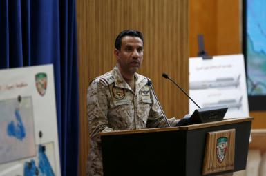 ترکی الملکی سخنگوی ائتلاف نظامی عربی به رهبری عربستان