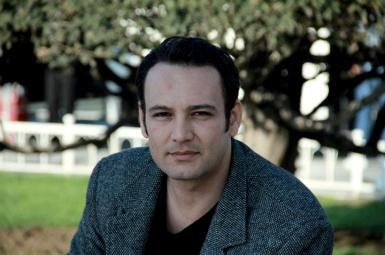 Mansour Omari, an activist who endured prison in Syria. FILE